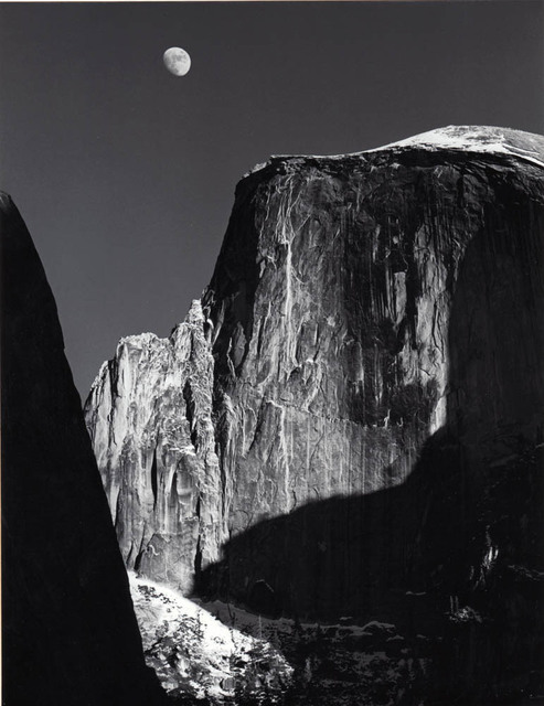 , 'Moon and Half Dome,' , Alan Klotz Gallery