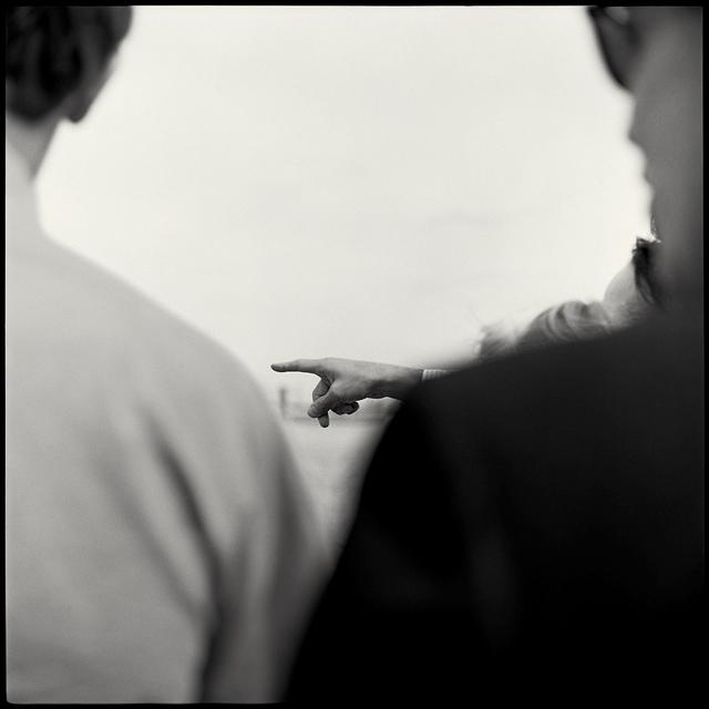, 'Staten Island Ferry,' 1988, Fahey/Klein Gallery