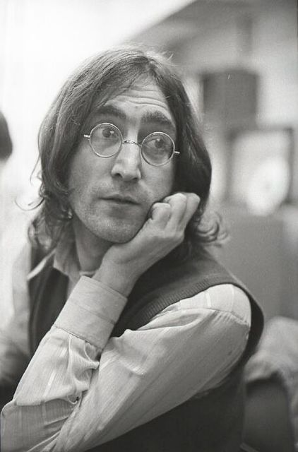 , 'John Lennon, London,' 1969, James Hyman Gallery