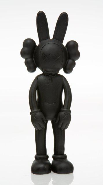 KAWS, 'Accomplice (Black)', 2002, Sculpture, Painted cast vinyl, Heritage Auctions