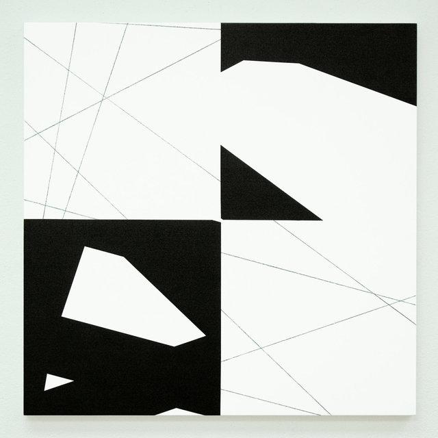 , 'Strip–teasing 4 fois n°6 (d'après 10 lignes au hasard 71074),' 2007, ONIRIS - Florent Paumelle