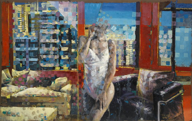 Martin Riwnyj, 'Sexy', 2012, Enlace Arte Contemporáneo