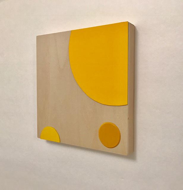 , '[ Sun ] SPOTS #1 (for Yayoi Kusama),' 2017, Spotte Art