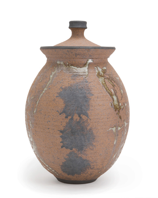 Otto Heino, 'Lidded vessel', John Moran Auctioneers