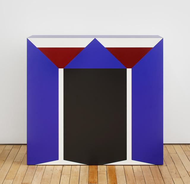, 'Split Vision: Martini,' 2014, Rachel Uffner Gallery