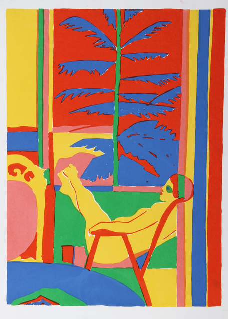 John Grillo, 'Lady in a Chair', ca. 1978, RoGallery