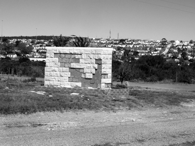 , 'Nolukhanyo Township Entrance,' 2012-2014, David Krut Projects