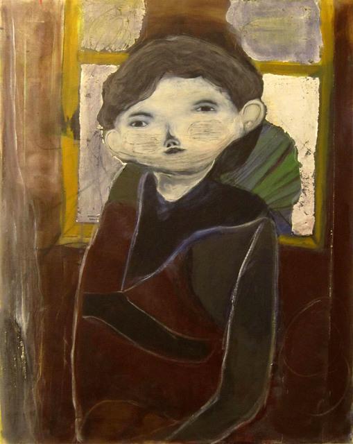 Waldemar Zimbelmann, 'Untitled', 2012, Painting, Tecnica mista su tela, Alberto Peola