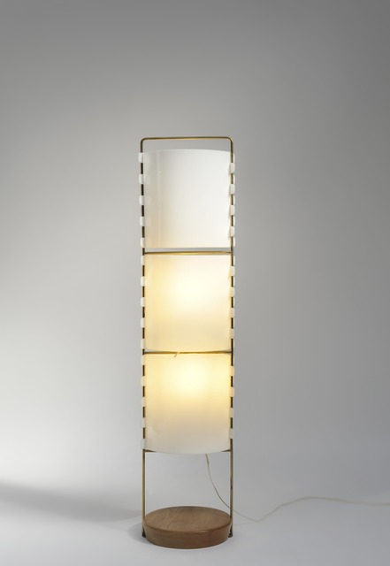 , 'Floor lamp M1,' 1957-1958, Galerie Pascal Cuisinier