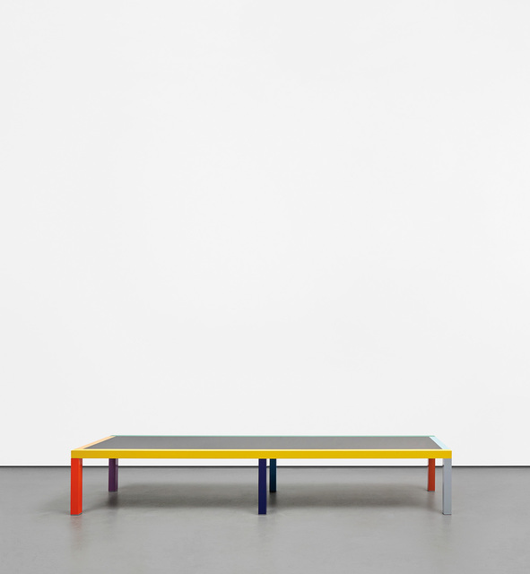 Liam Gillick, 'Multiplied Discussion Structure', 2007, Phillips