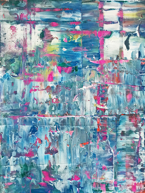 , 'Maui Abstract 3,' 2017, HATHAWAY | Contemporary Gallery