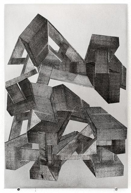 , 'Gelenk,' 2016, Galerie Rupert Pfab