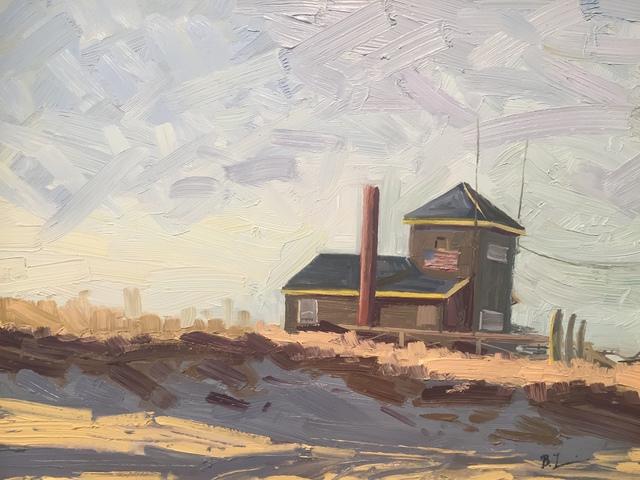 Benjamin Lussier, 'Atlantic Beach', 2017, Grenning Gallery