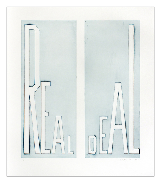 , 'Real Deal,' 2014, Vertu Fine Art