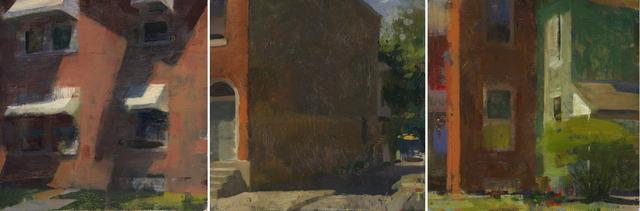 Jon Redmond, 'West Chester Triptych', 2013, Somerville Manning Gallery