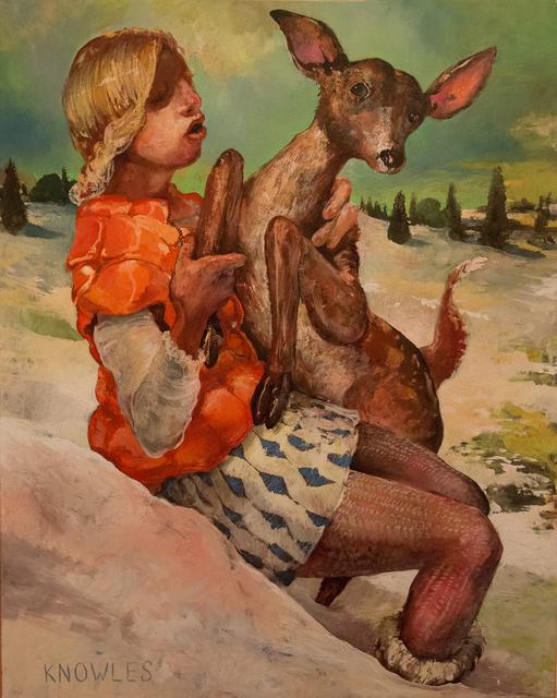 , 'Doe,' 2016, Linda Matney Gallery