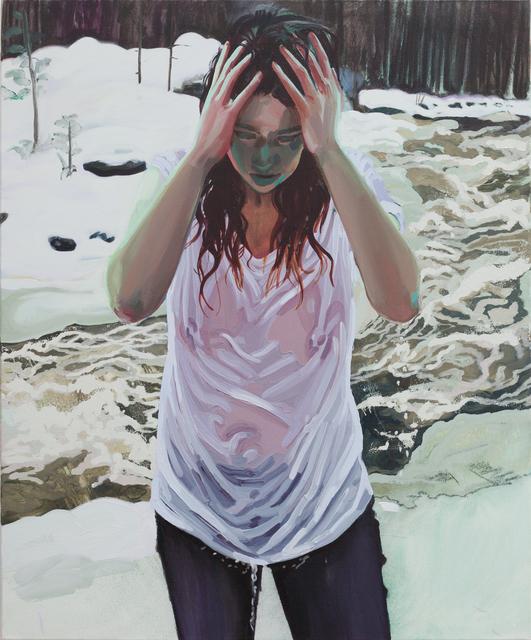 , 'Myth Maid,' 2017, Galleri Magnus Karlsson