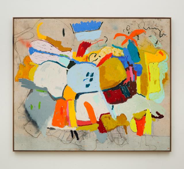 , 'Rasender Stillstand,' 2017, Johannes Vogt Gallery