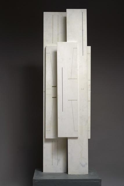 , 'Paralelas,' 1986, Alejandra von Hartz Gallery