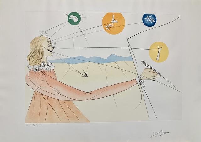 Salvador Dalí, 'Dalinean Prophecy', 1975, Leonard Fox Ltd
