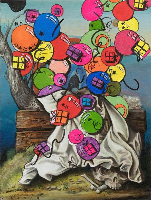 Steve Viezens, 'untitled (balloons), 2018', 2018, Galerie Kleindienst