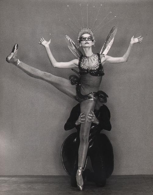 , 'Tanaquil LeClercq & Todd Bolender, Metamorphoses,' 1952, Keith de Lellis Gallery