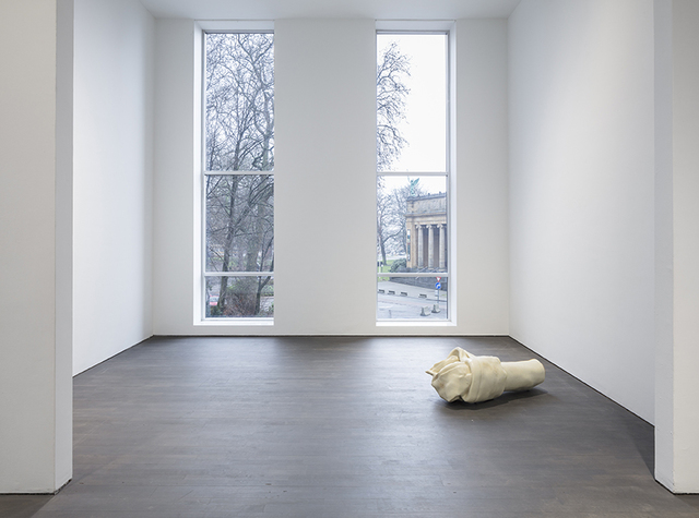 Nairy Baghramian, 'Treat (Marrowbone)', 2016, kurimanzutto