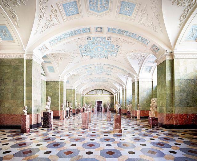 Candida Höfer, 'Hermitage St. Petersburg VII 2014', 2014, Sean Kelly Gallery