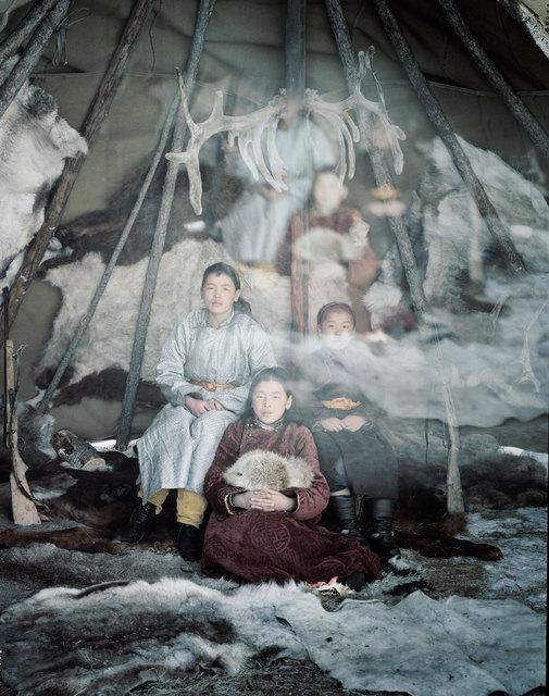 , 'XX 199 Suvdaa, Sumija & Sumuija Renchinkhumbe, Khovsgol Mongolia - Tsaatan, Mongolia,' 2011, Willas Contemporary