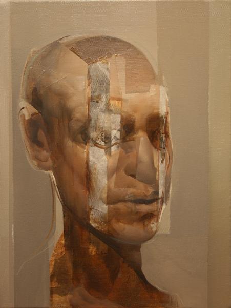 , 'Look Retrato Study,' 2013, Julie Nester Gallery