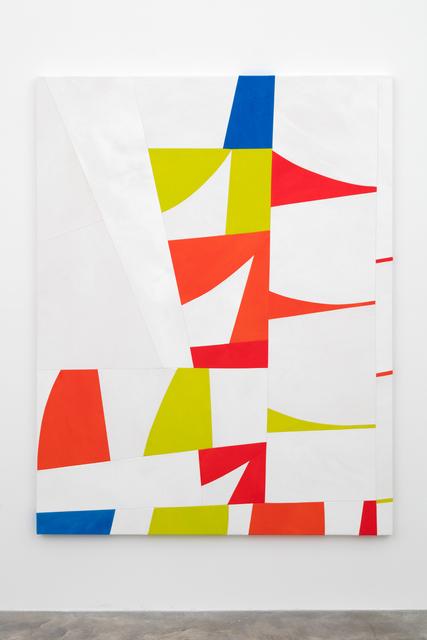 , 'Sliced Stems 2,' 2016, Casey Kaplan