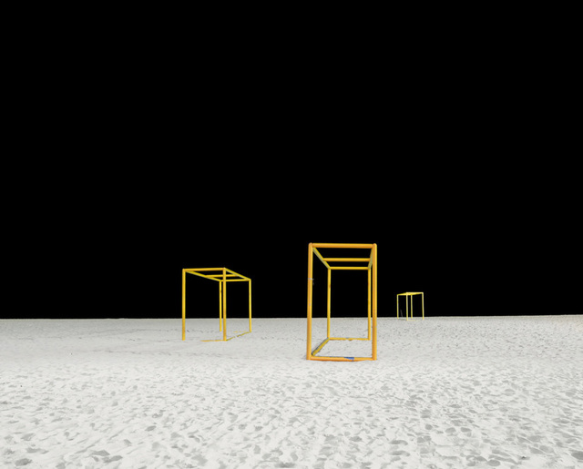 , 'Goalposts I,' , Merritt Gallery