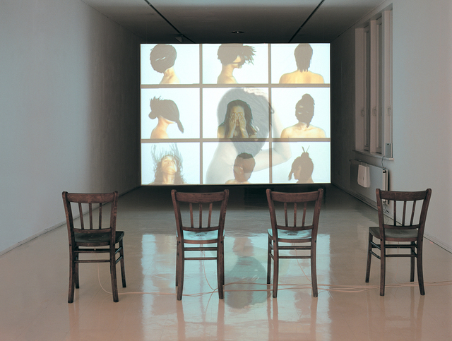 , 'Neger Don't Call Me (installation view),' 2000, National Museum of Women in the Arts