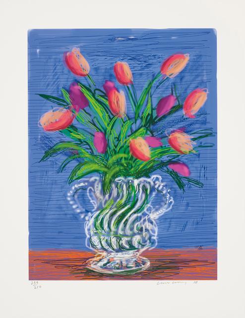 David Hockney, 'Untitled no. 346, from A Bigger Book: Art Edition B', 2010/2016, Phillips