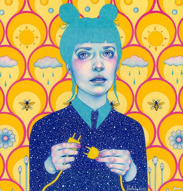 , 'The Gap,' 2016, Spoke Art