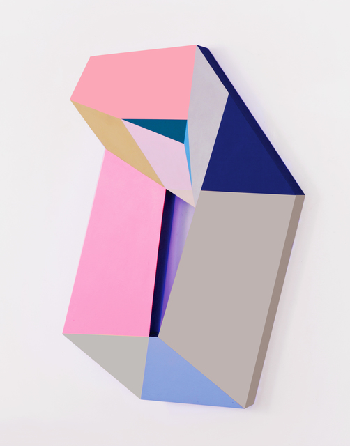 , 'Inter-Light #1,' 2014, Muriel Guépin Gallery