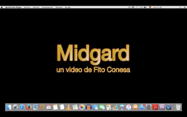 , 'MIDGARD,' 2016, Espai Tactel