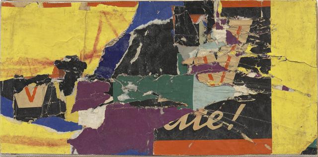 , 'Rue de Sèvres,' 12 janvier 1961, Modernism Inc.
