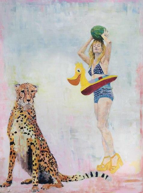 , 'Do Not Let Me Down,' , Sirona Fine Art