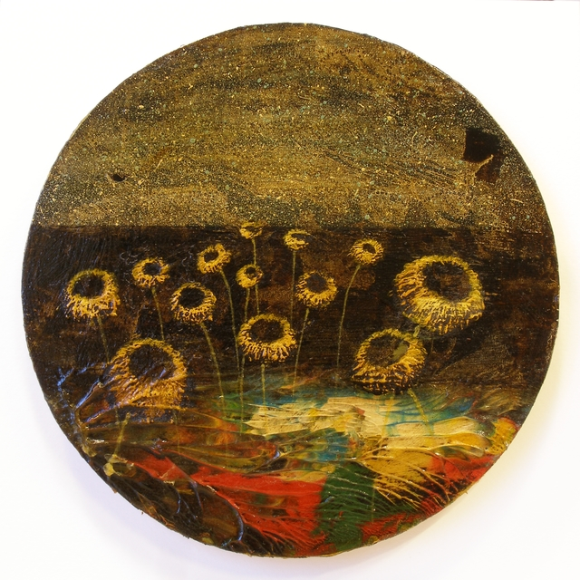 , 'Auri sacra fames IV,' 2017, Galleria Punto Sull'Arte