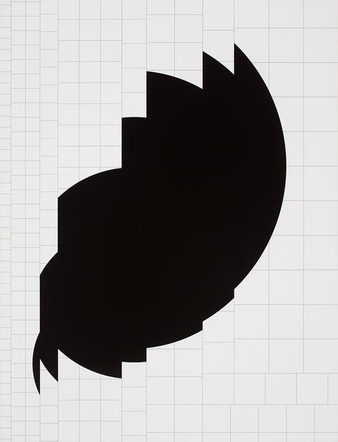 , 'synthetischer kreis 1973 p22,' 1973-1974, VILTIN Gallery
