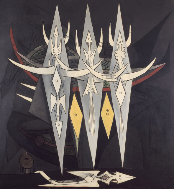 , 'Umbral (Seuil) ,' 1950, Tate Modern