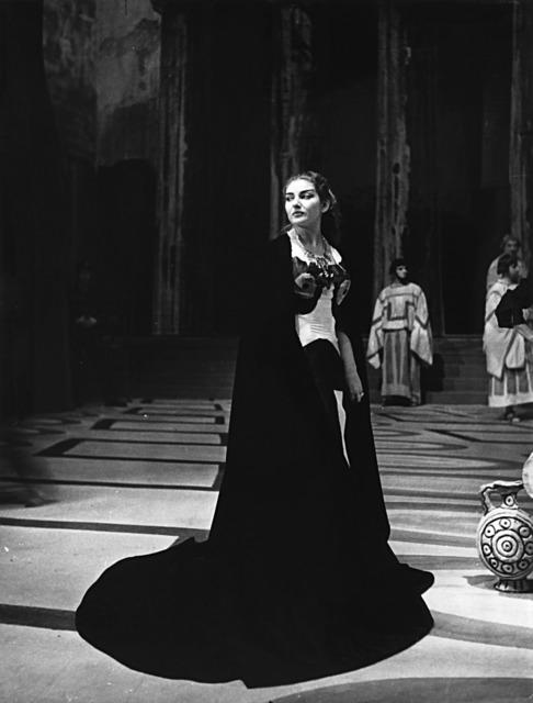 Erio Piccagliani, 'Maria Callas, Medea', 1953, Il Ponte