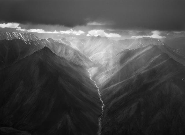 Sebastião Salgado, 'Alaska, USA', 2009, Photography, Gelatin Silver Print, Peter Fetterman Gallery