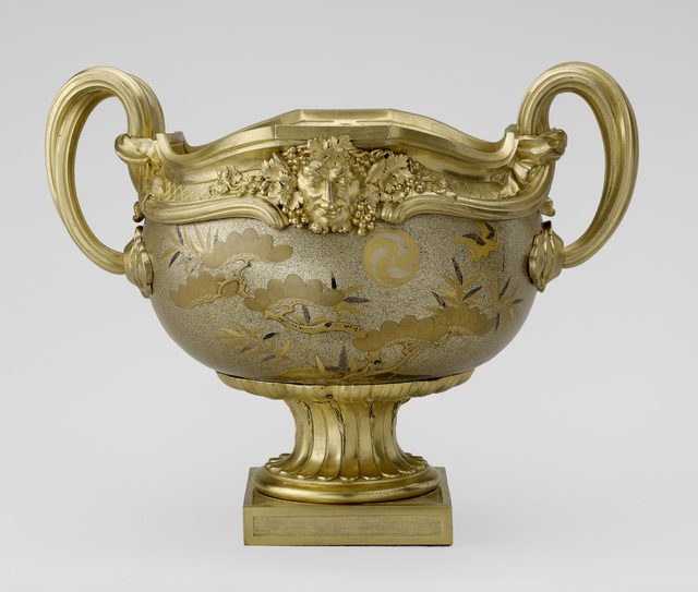 , 'Mounted bowl,' ca. 1760, Royal Collection Trust