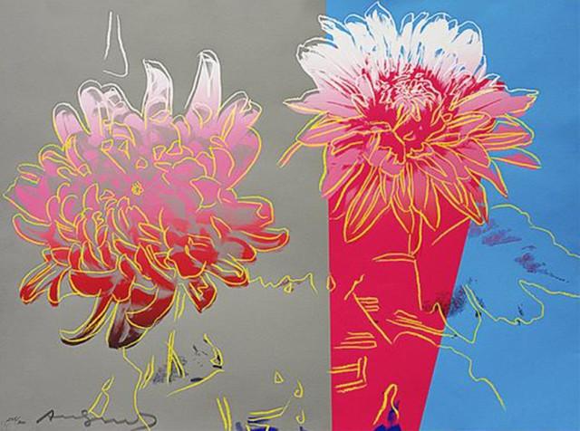 Andy Warhol, 'Kiku (FS II.308)', 1983, Print, Screenprint, Revolver Gallery