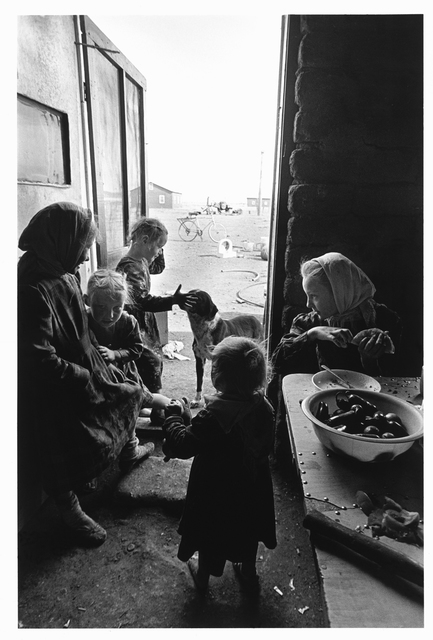 , 'El Cuervo, Casa Colonies, Mennonites, Chihuahua,' 1997, Stephen Bulger Gallery