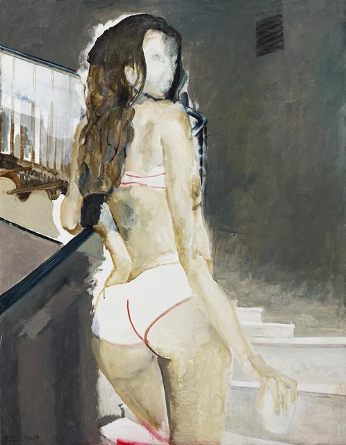 , 'Women Ascending a Staircase,' 2016, Mind Set Art Center