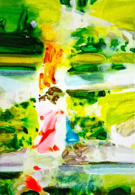 , 'Untitled 5,' 2016, Yiri Arts