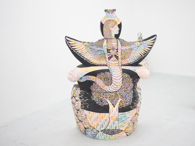 , 'Yes to the Serpent,' 2014, Tang Contemporary Art